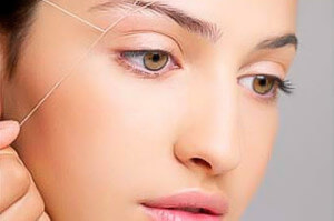 Providing professional threading for both women and men in West London