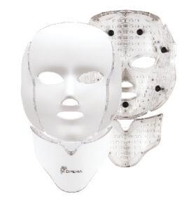 opera led facial therapy mask treatments at Beaulaser
